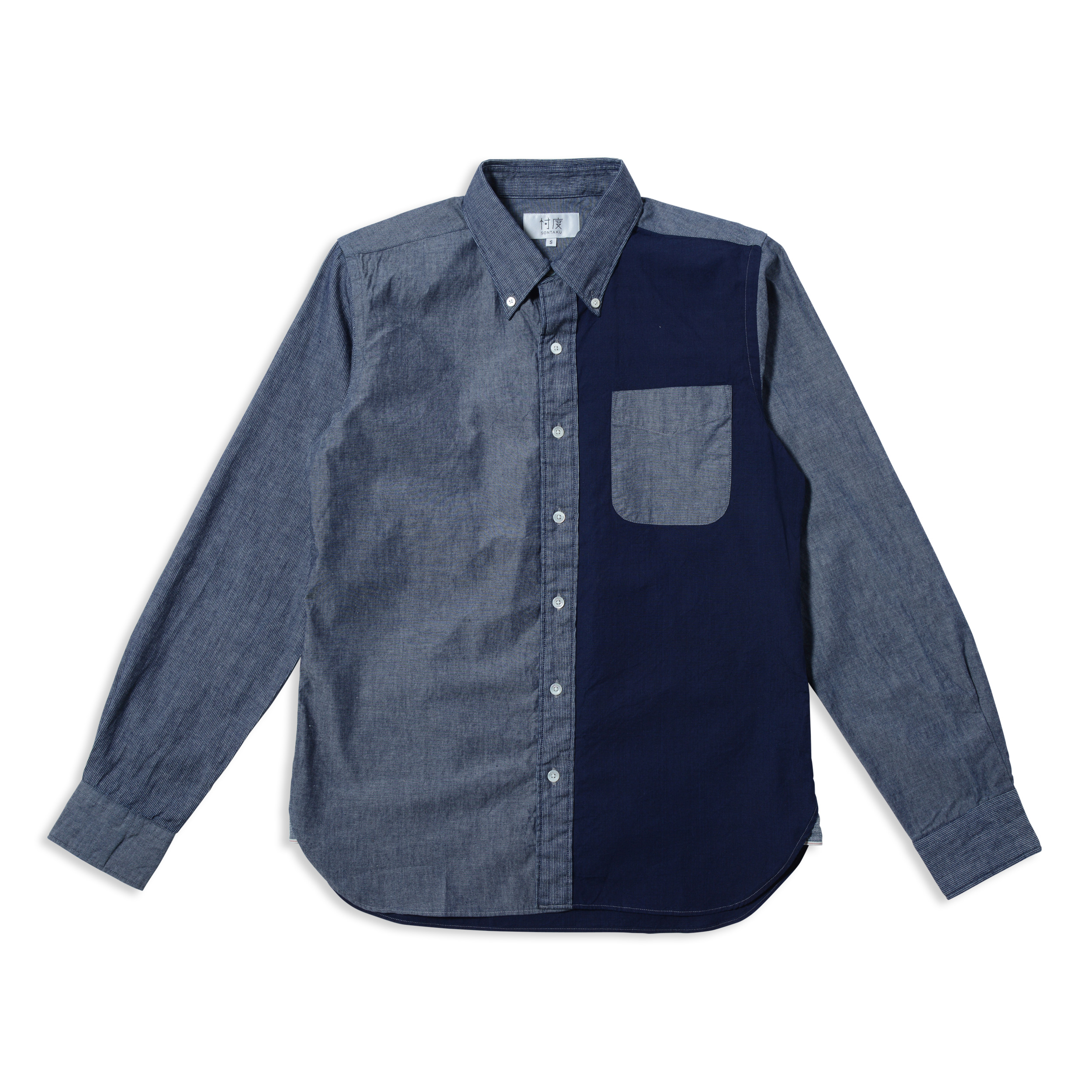 【40%OFF商品】SELVAGE CRAZY  BD SHIRT