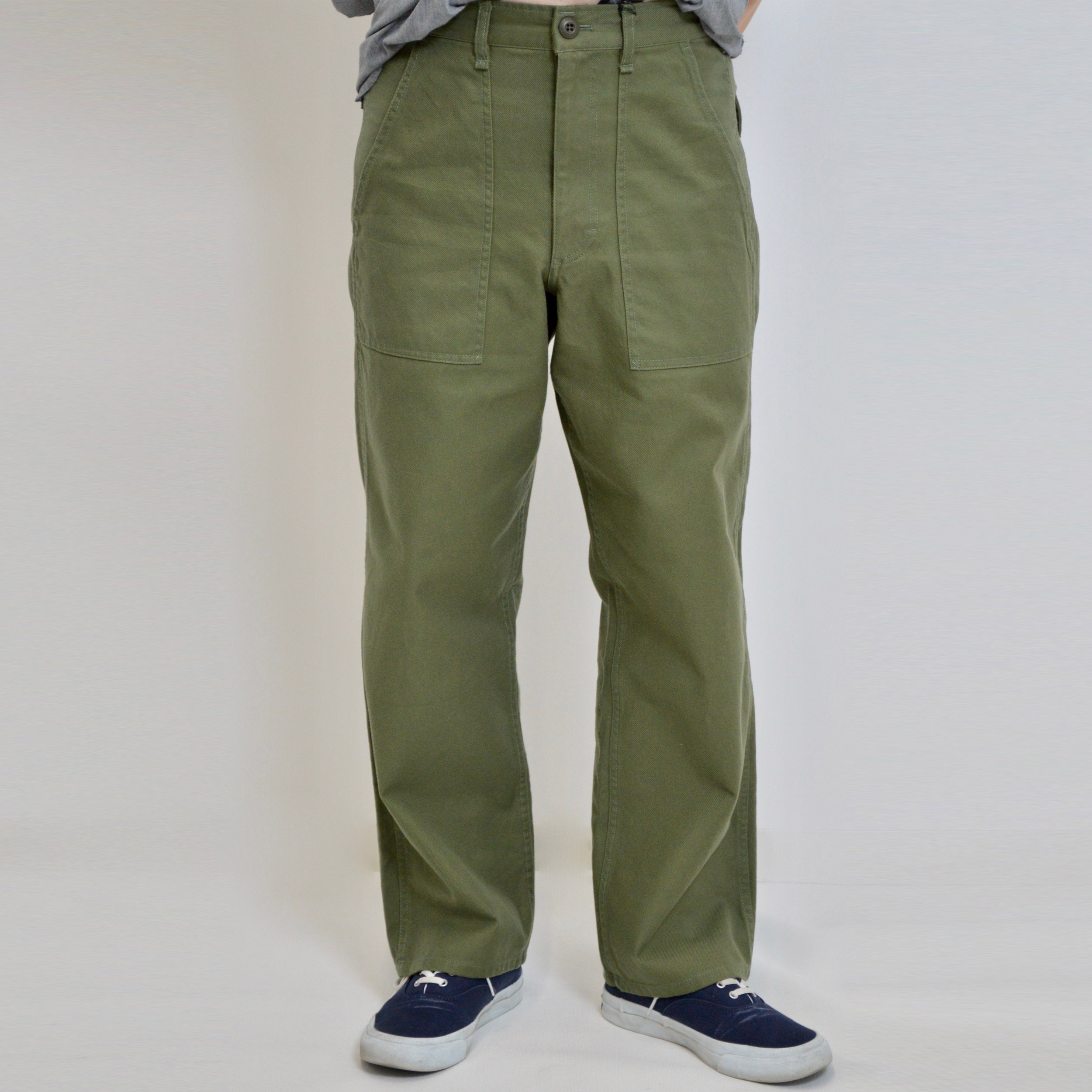 【BEGIN掲載商品】45th Authentic BAYKER PANTS