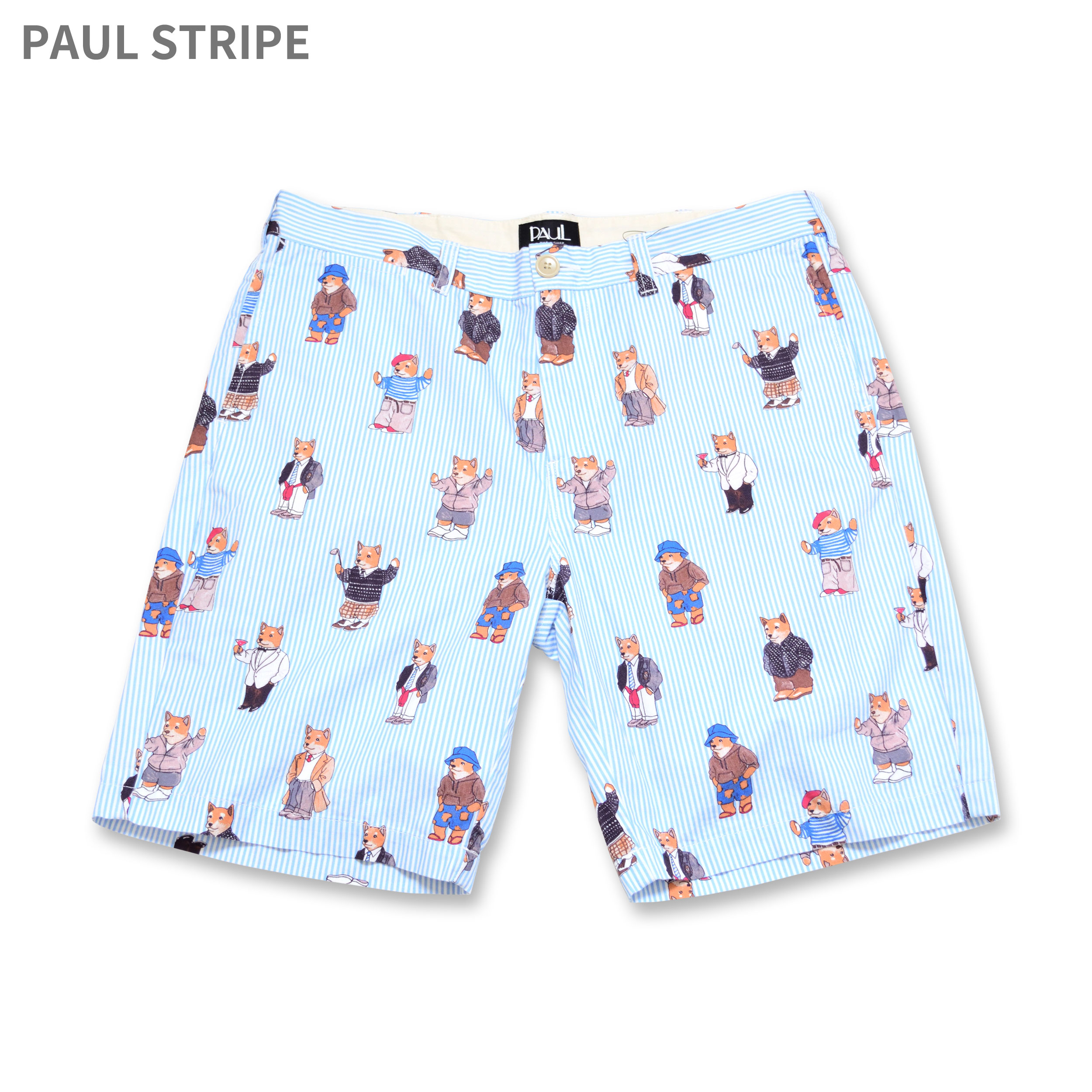 【SONTAKU/ソンタク】PAUL IN THE HOUSE HALF PANTS