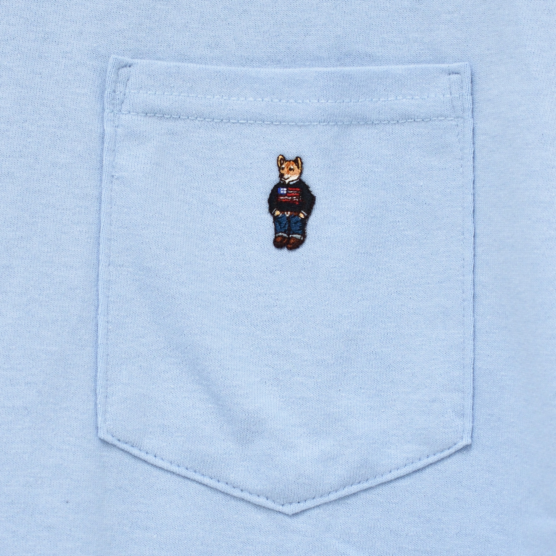 PAUL IN THE HOUSE WAPPEN POCKET TEE