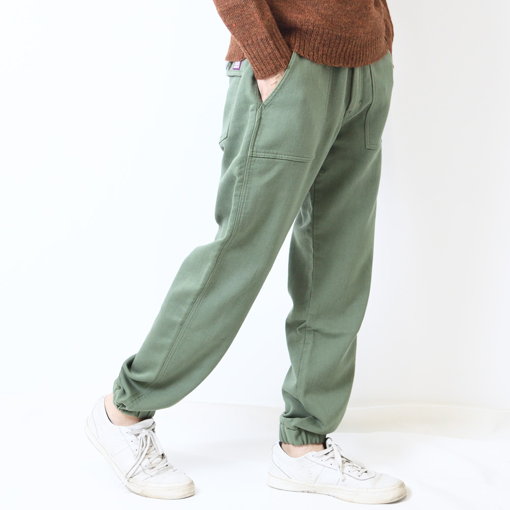 HINSON KNIT CHINO JOGHO WITH KENTA SUZUKI