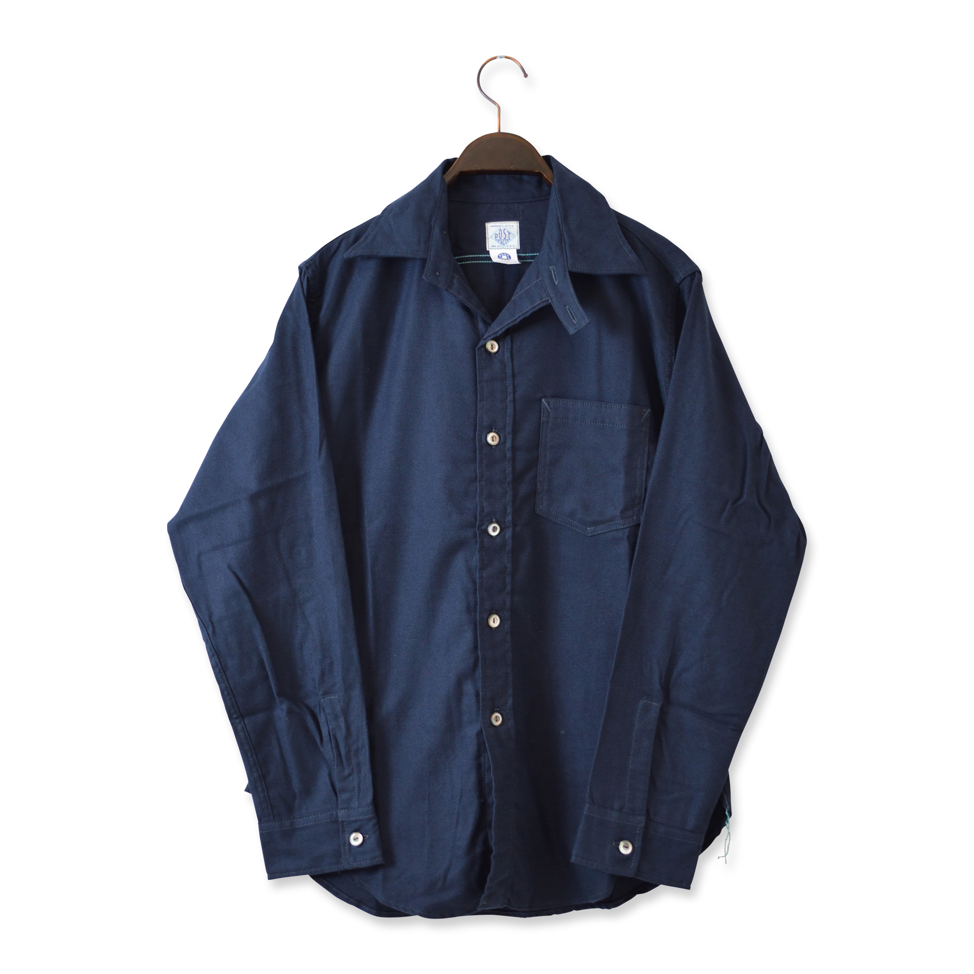 POST OVERALLS(ポストオーバーオールズ)/2212-CT THE POST3-R COTTON FLANNEL